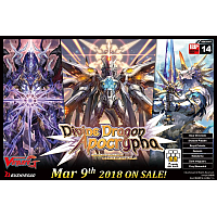 Divine Dragon Apocrypha Booster Display (16 Packs)