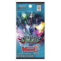Cardfight!! Vanguard G - Extra Booster: The Galaxy Star Gate