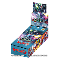 Cardfight!! Vanguard G - Extra Booster Display: The Galaxy Star Gate (12 boosters)
