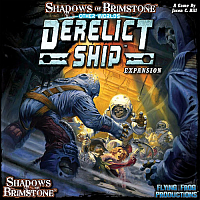Shadows Of Brimstone: Derelict Ship Otherworld