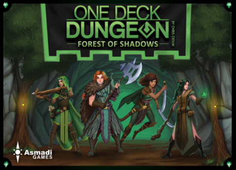 One Deck Dungeon: Forest Of Shadows_boxshot
