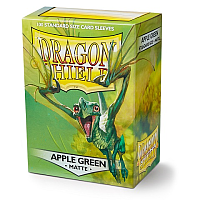 Dragon Shield - Matte Apple Green (100)