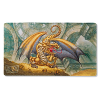 Dragon Shield Playmat - Gold