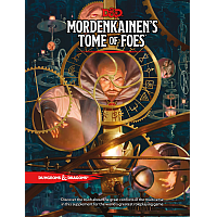 Dungeons & Dragons – Mordenkainen's Tome Of Foes