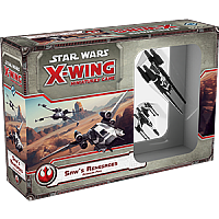 Star Wars: X-Wing Miniatures Game - Saw's Renegades