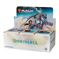 Dominaria booster Display