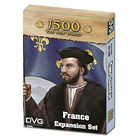 1500: The New World - France (Expansion set)