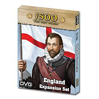 1500: The New World - England (Expansion set)