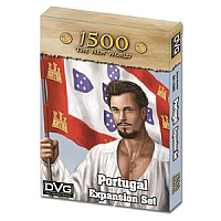 1500: The New World - Portugal (Expansion set)