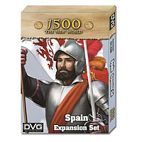 1500: The New World - Spain (Expansion set)
