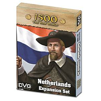 1500: The New World - Netherlands (Expansion set)
