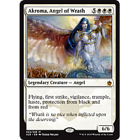 Akroma, Angel of Wrath ( Foil )