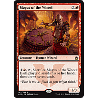 Magus of the Wheel (Foil)