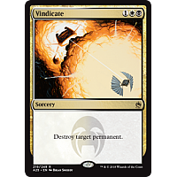 Vindicate ( Foil )