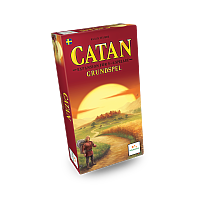 Catan:  5-6 spelare expansion