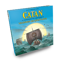 Catan: Legenden om Sjörövarna Expansion (Sv)