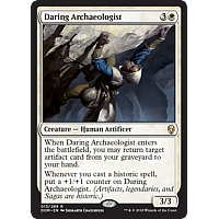 Daring Archaeologist (Prerelease)