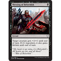 Blessing of Belzenlok