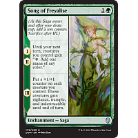 Song of Freyalise (Foil)