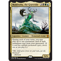 Muldrotha, the Gravetide