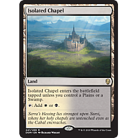 Isolated Chapel (Foil)