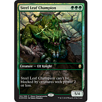Steel Leaf Champion (Store Championship) (Full-Art)