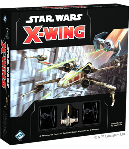 Star Wars: X-Wing Second Edition_boxshot