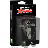 Star Wars: X-Wing Second Edition - Slave I expansion