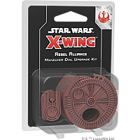 Star Wars: X-Wing Second Edition - Rebel Alliance Maneuver Dials