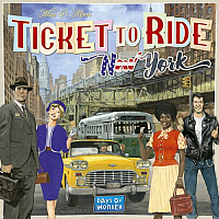 Ticket To Ride: New York (Sv)