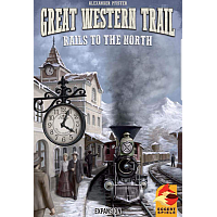 Great Western Trail: Rails to the North (Tysk utgåva!)