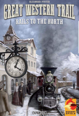 Great Western Trail: Rails to the North_boxshot
