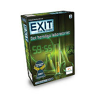 EXIT: The Game - Det Hemliga Laboratoriet
