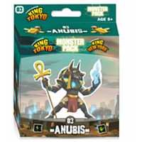 King of Tokyo: Monster Pack - Anubis
