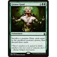 Greater Good (Foil)