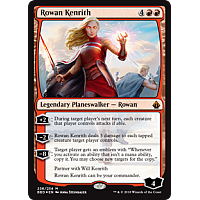 Rowan Kenrith ( Foil ) (Battlebond Launch)