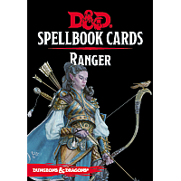 Dungeons & Dragons – Spellbook Cards: Ranger (46 cards)