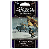 A Game of Thrones LCG 2nd Ed. - Dance of Shadows Cycle#2 The March on Winterfell