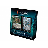 Magic Global Series: Jiang Yanggu vs. Mu Yanling