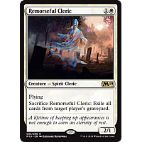 Remorseful Cleric (Foil)