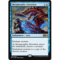 Metamorphic Alteration