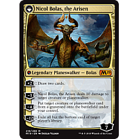 Nicol Bolas, the Arisen ( Flipside of Nicol Bolas, the Ravager )