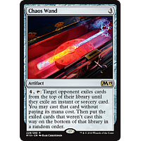 Chaos Wand ( Foil )