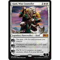 Ajani, Wise Counselor ( Planeswalkerdeck )