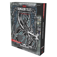 Dungeons & Dragons: Dungeon Tiles Reincarnated Dungeon