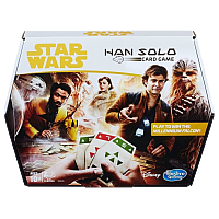 Star Wars: Han Solo Card Game