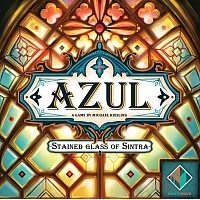 Azul: Stained Glass of Sintra (Svenska)