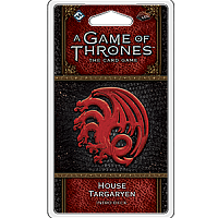 A Game of Thrones: The Card Game House Targaryen Intro Deck