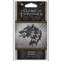 A Game of Thrones: The Card Game House Stark Intro Deck