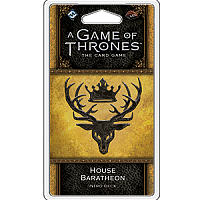 A Game of Thrones: The Card Game House Baratheon Intro Deck